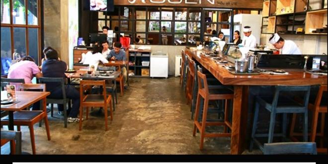 Kouen Sushi Bar รับสมัครพนักงาน Part Time ประจำร้าน วันละ 450 บาท