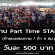 งาน Part Time STAFF ทำแบบสอบถาม (วันละ 500 บาท)