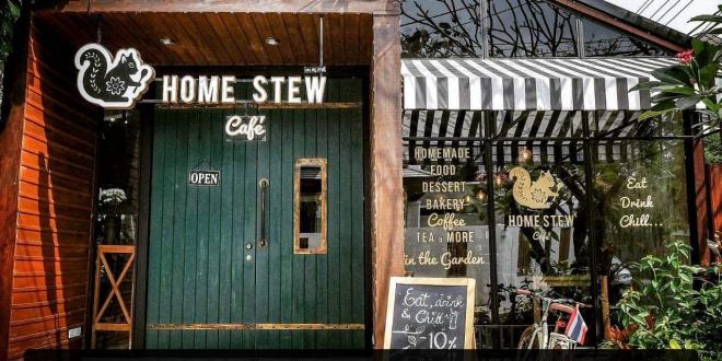 รับสมัครพนักงานประจำร้าน Home Stew Café