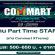 งาน Part Time STAFF ในงาน Commart XTreme (วันละ 500-650 บาท)